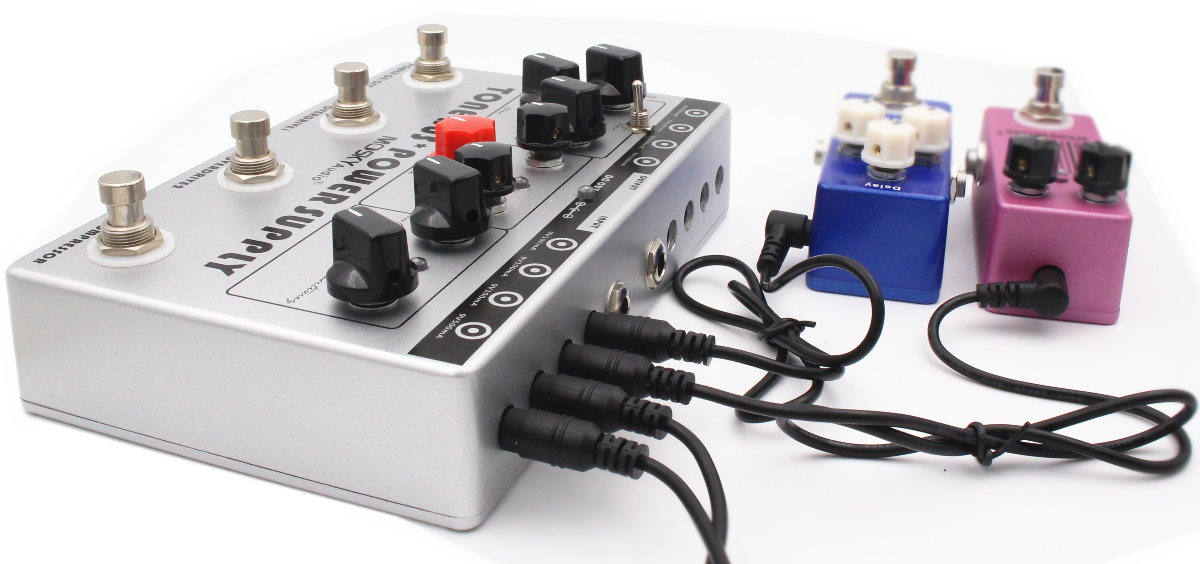 tone buse power supply effects pedal pedal power supply. Black Bedroom Furniture Sets. Home Design Ideas